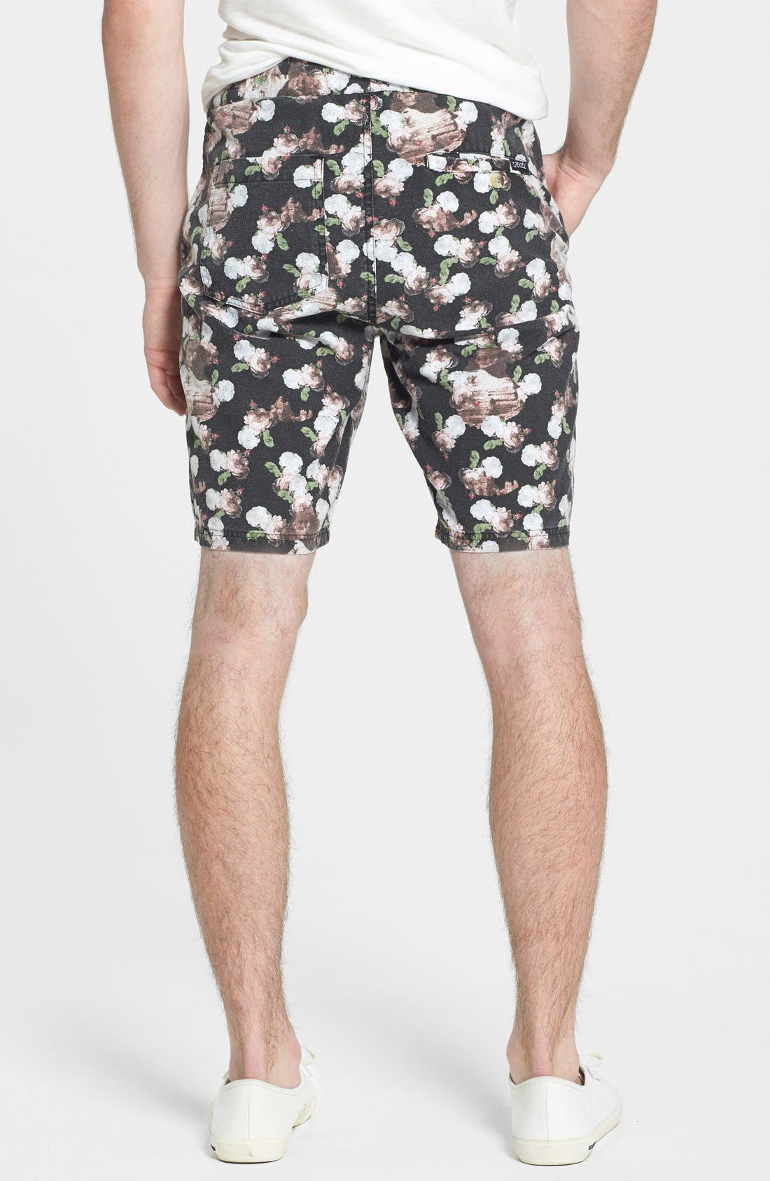 Alternate Image 2  - Ezekiel 'Luxor' Print Shorts