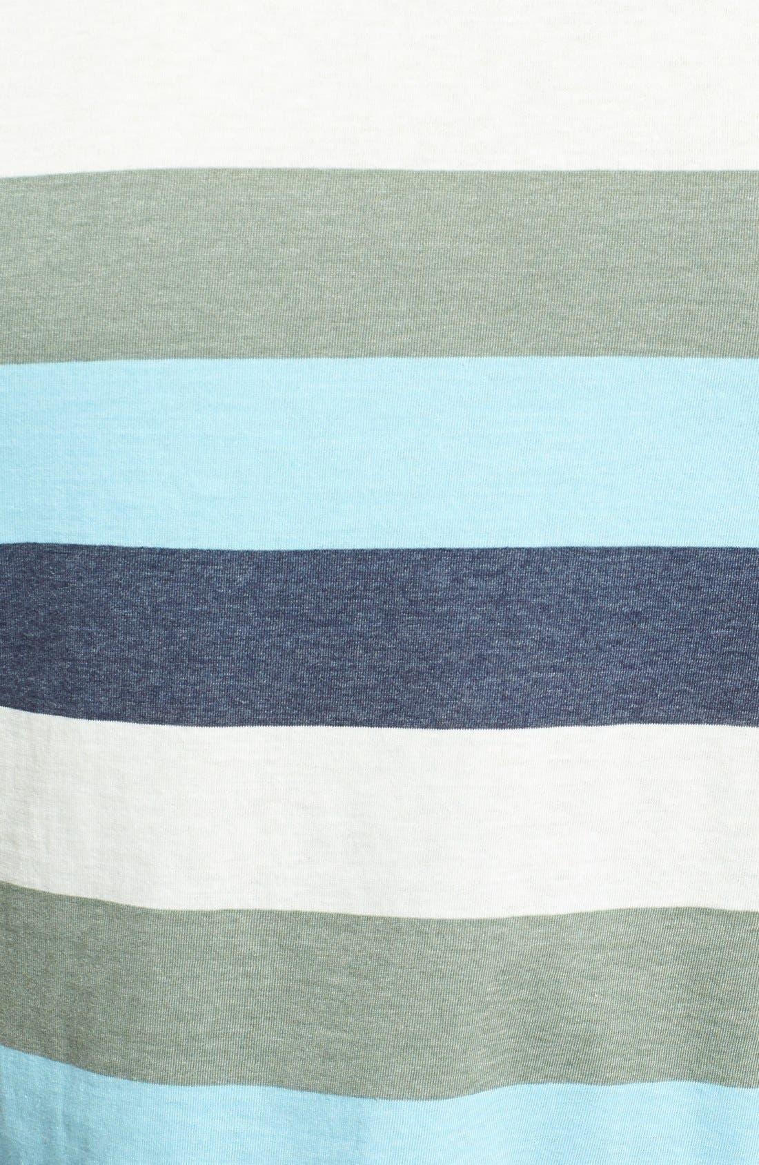 Alternate Image 3  - Volcom 'Paco' Stripe Jersey Polo