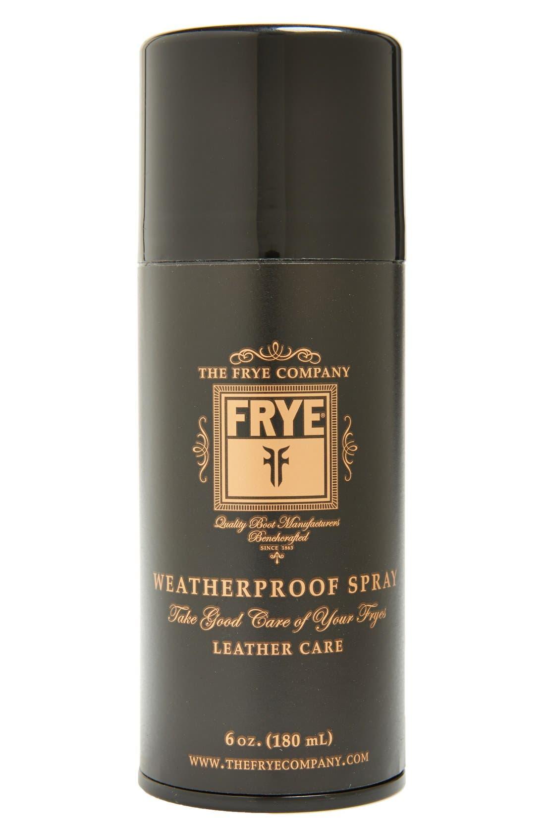 Alternate Image 1 Selected - Frye Weatherproof Spray