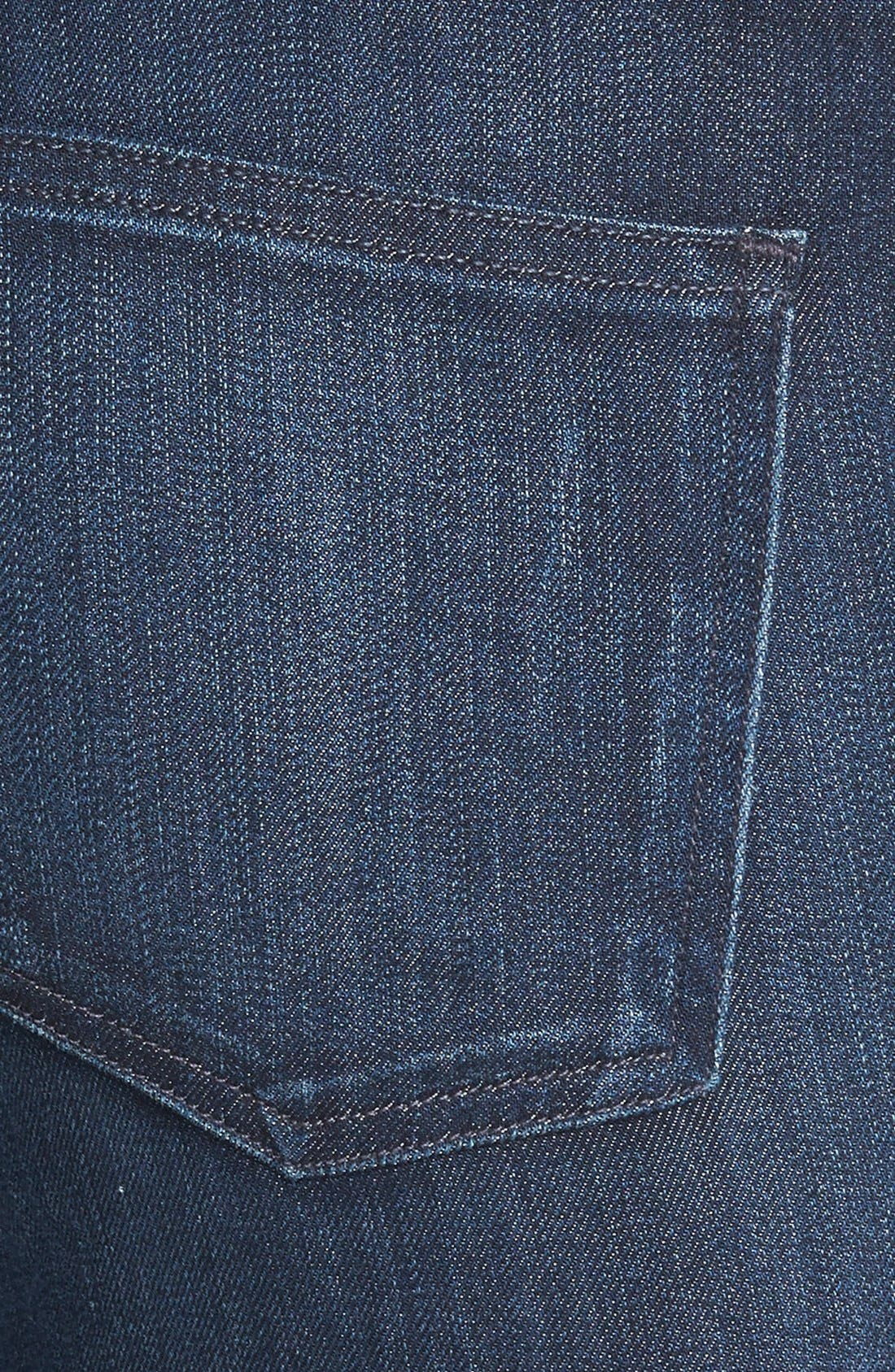 Alternate Image 3  - Citizens of Humanity 'Rocket' High Rise Skinny Jeans (Space)