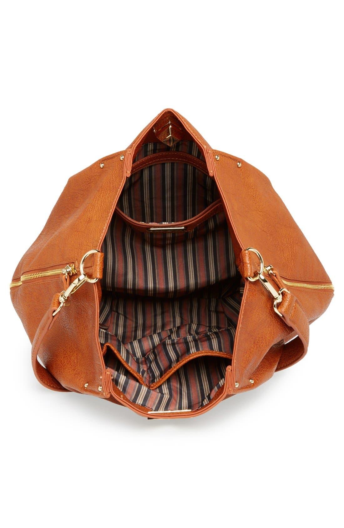 Alternate Image 3  - Big Buddha 'Lamont' Shoulder Bag