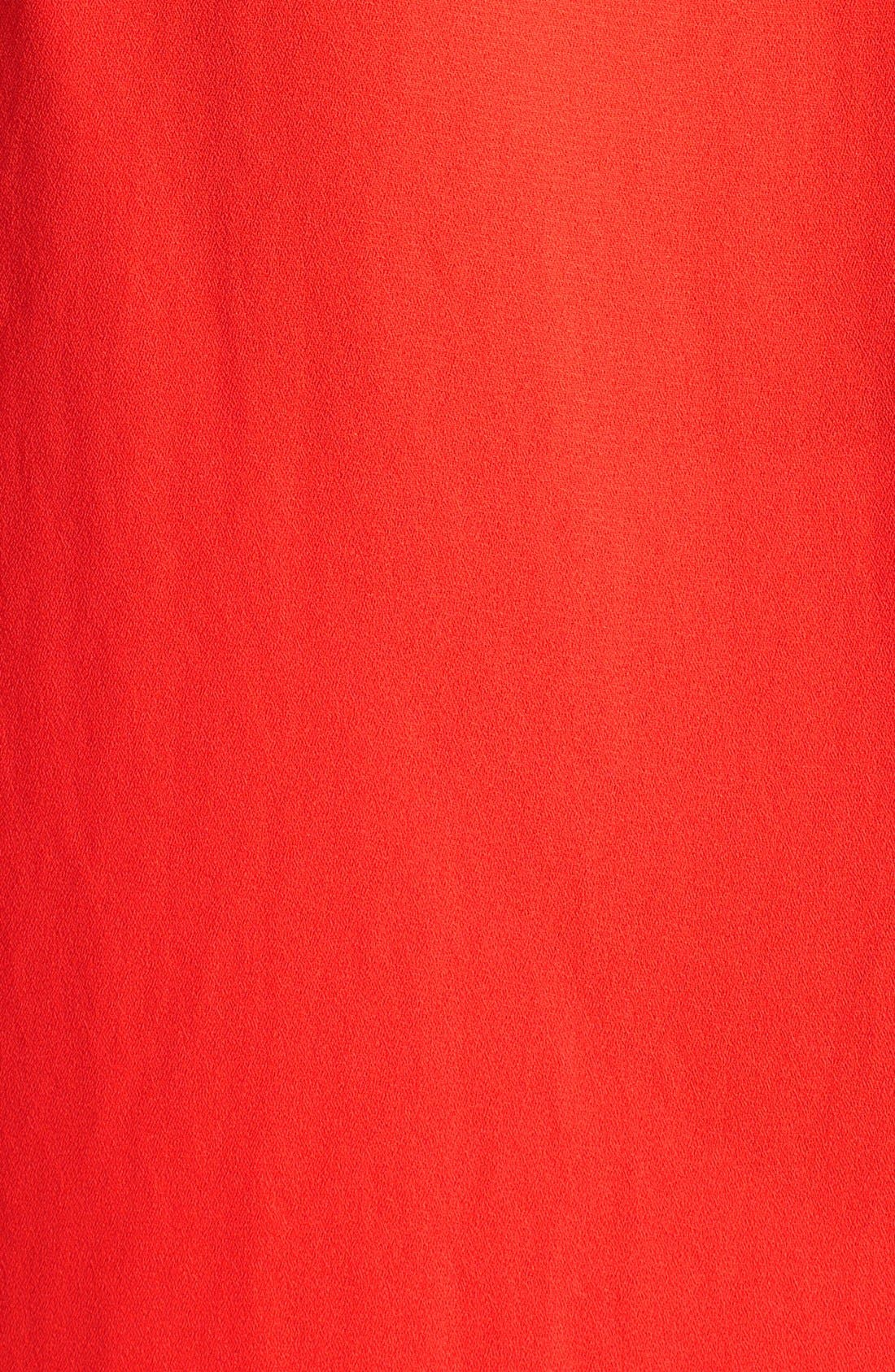 Alternate Image 3  - ASTR Drape Front Blazer