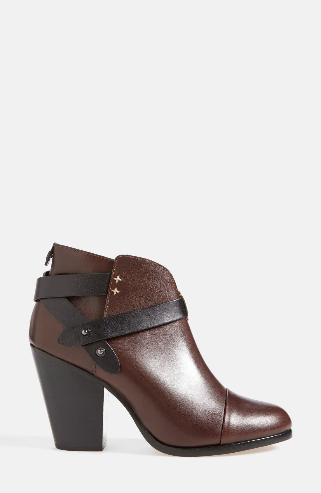 Alternate Image 4  - rag & bone 'Harrow' Leather Boot (Women) (Nordstrom Exclusive)