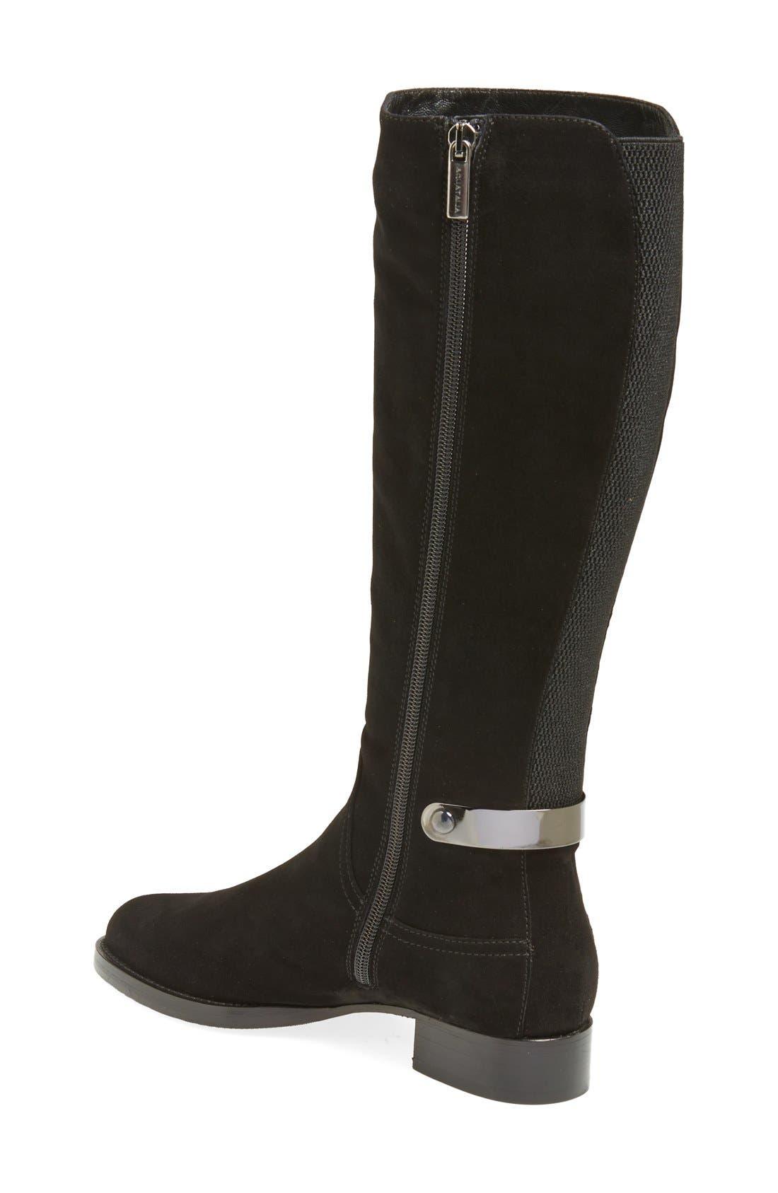 Alternate Image 2  - Aquatalia by Marvin K. 'Gutsy' Weatherproof Tall Boot (Women)
