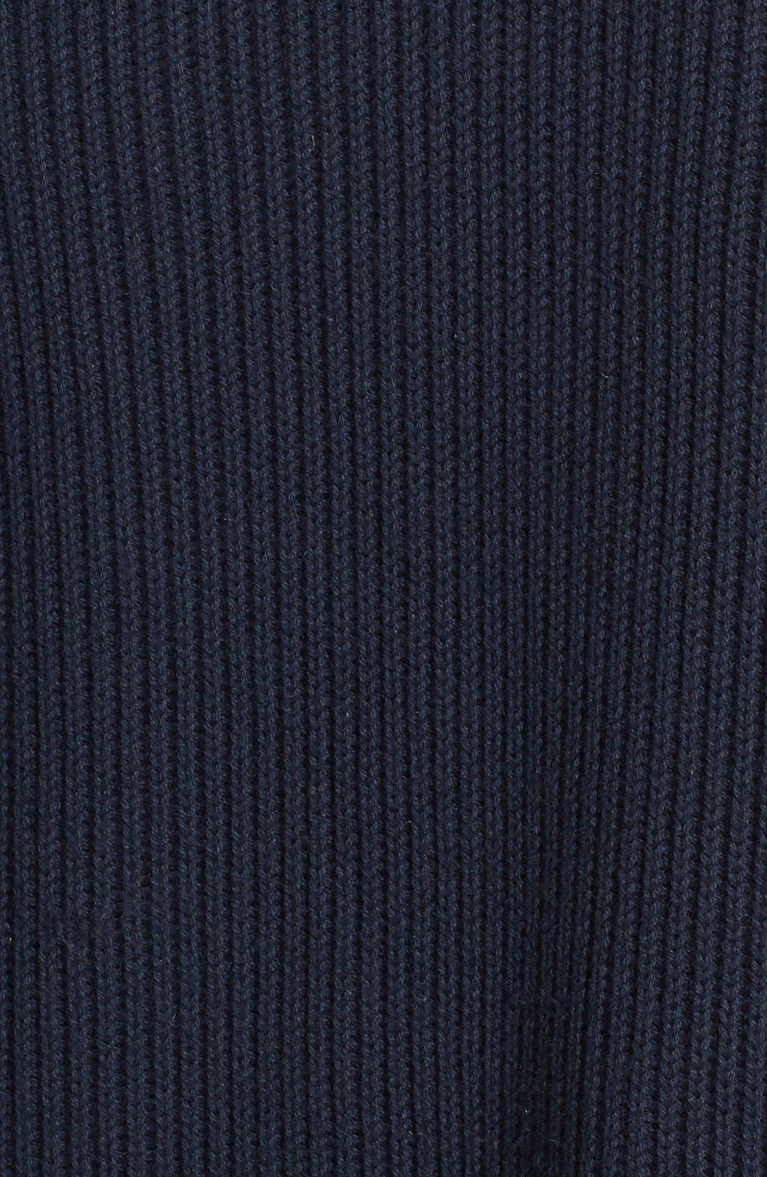 Alternate Image 3  - MICHAEL Michael Kors Faux Fur Trim Buckle Poncho (Regular & Petite)