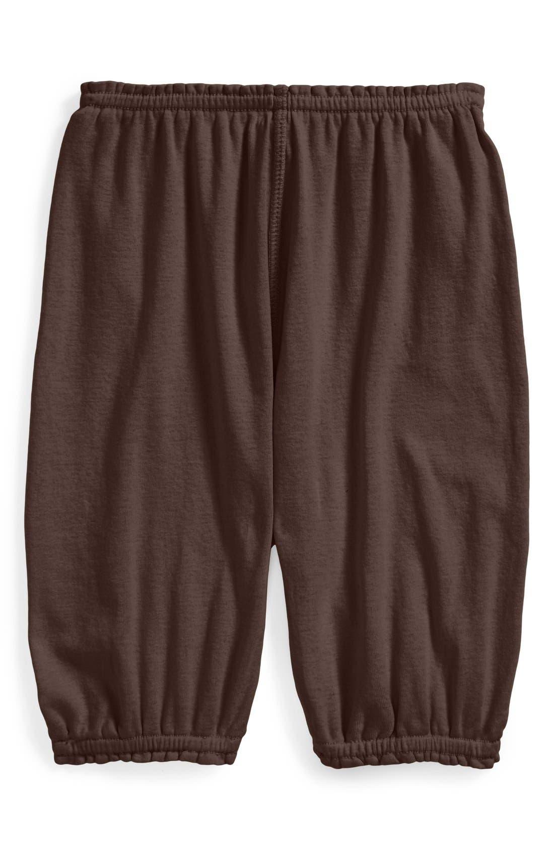 Alternate Image 1 Selected - Peek 'Happy' Pants (Baby Girls)