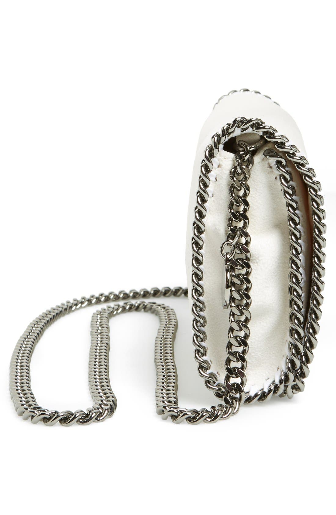 Alternate Image 5  - Stella McCartney 'Falabella' Shaggy Deer Convertible Crossbody Bag