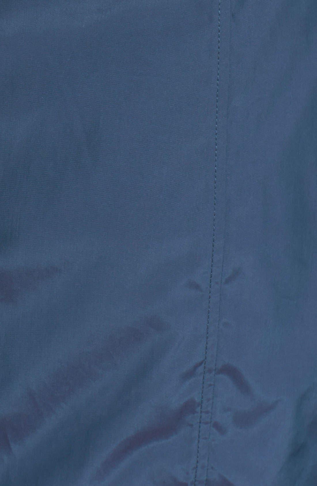 Alternate Image 3  - Cole Haan Packable Raincoat with Detachable Hood