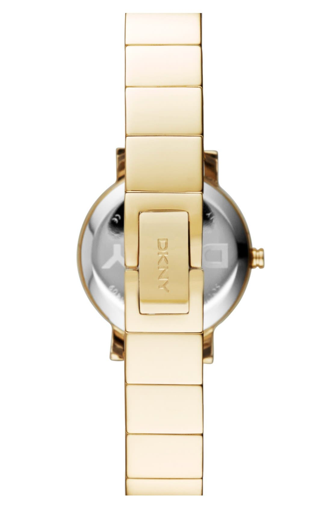 Alternate Image 2  - DKNY 'Soho' Round Bangle Watch, 24mm