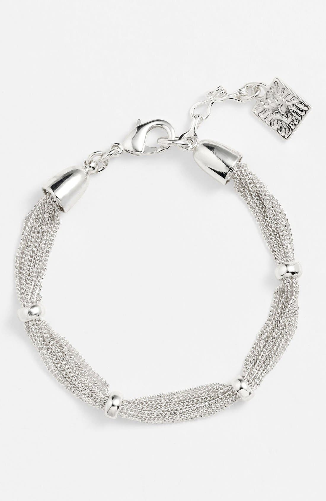 Alternate Image 1 Selected - Anne Klein Line Bracelet