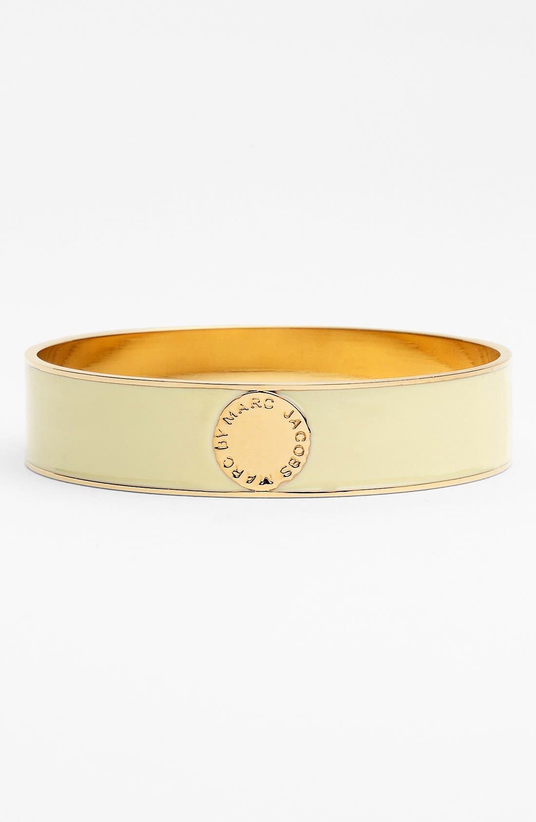 Alternate Image 1 Selected - MARC BY MARC JACOBS 'Classic Marc' Logo Bangle