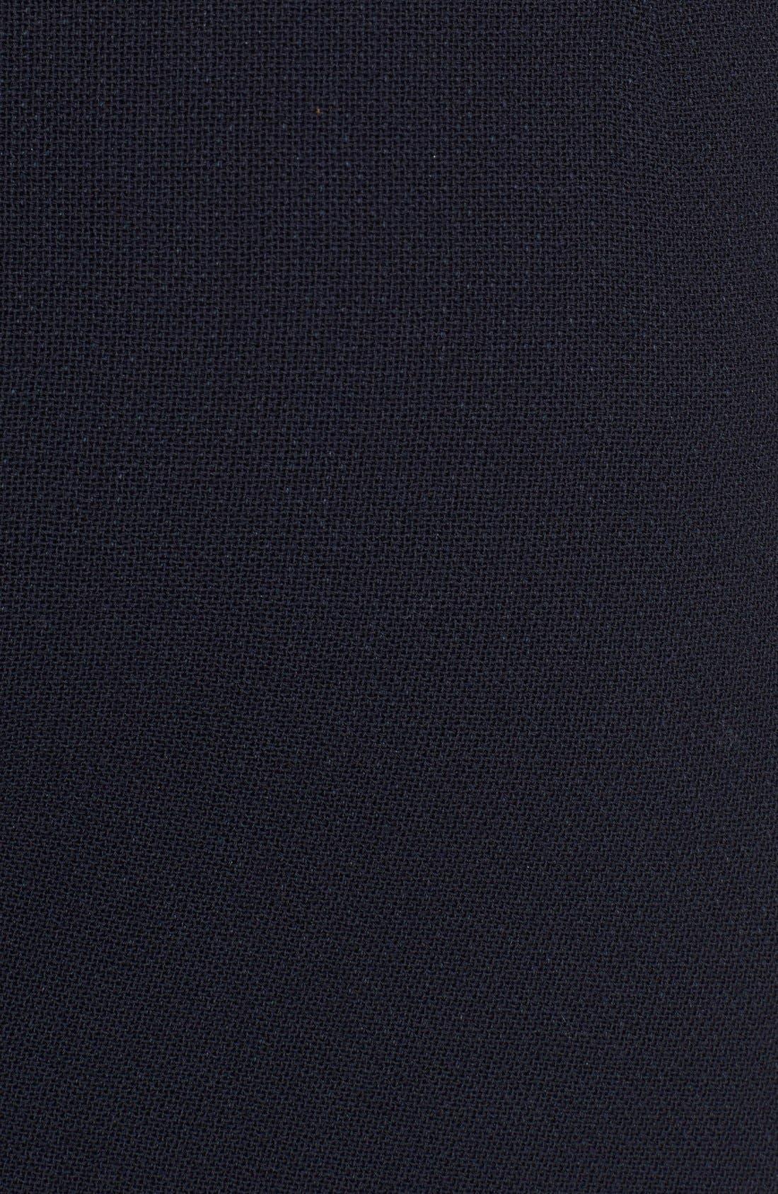 Alternate Image 4  - J.W.ANDERSON Stretch Crepe Midi Skirt