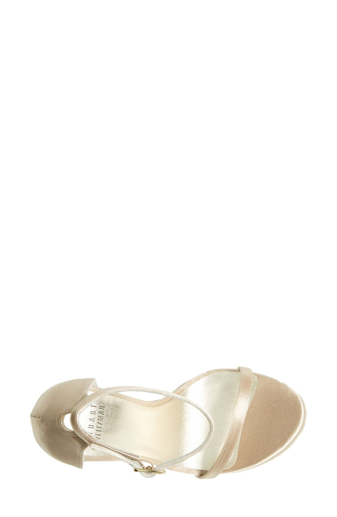 Alternate Image 3  - Stuart Weitzman 'Nudist' Sandal (Women)