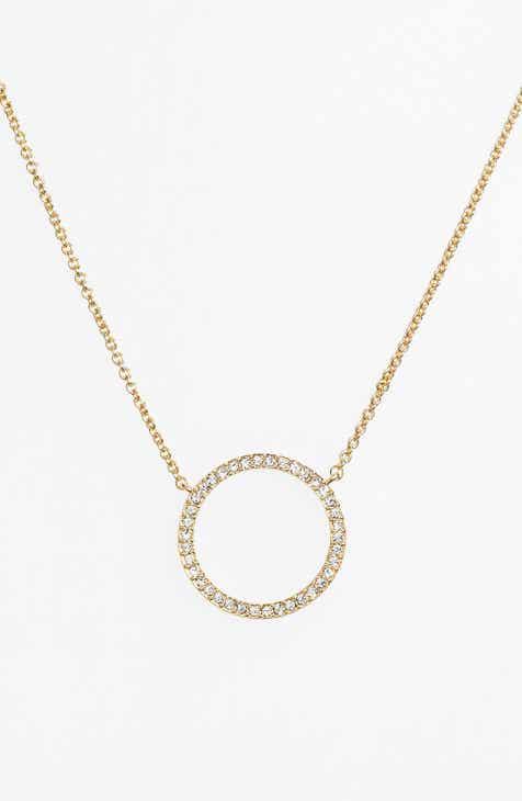 Necklaces nadri jewelry nordstrom nadri circle pendant necklace aloadofball Choice Image