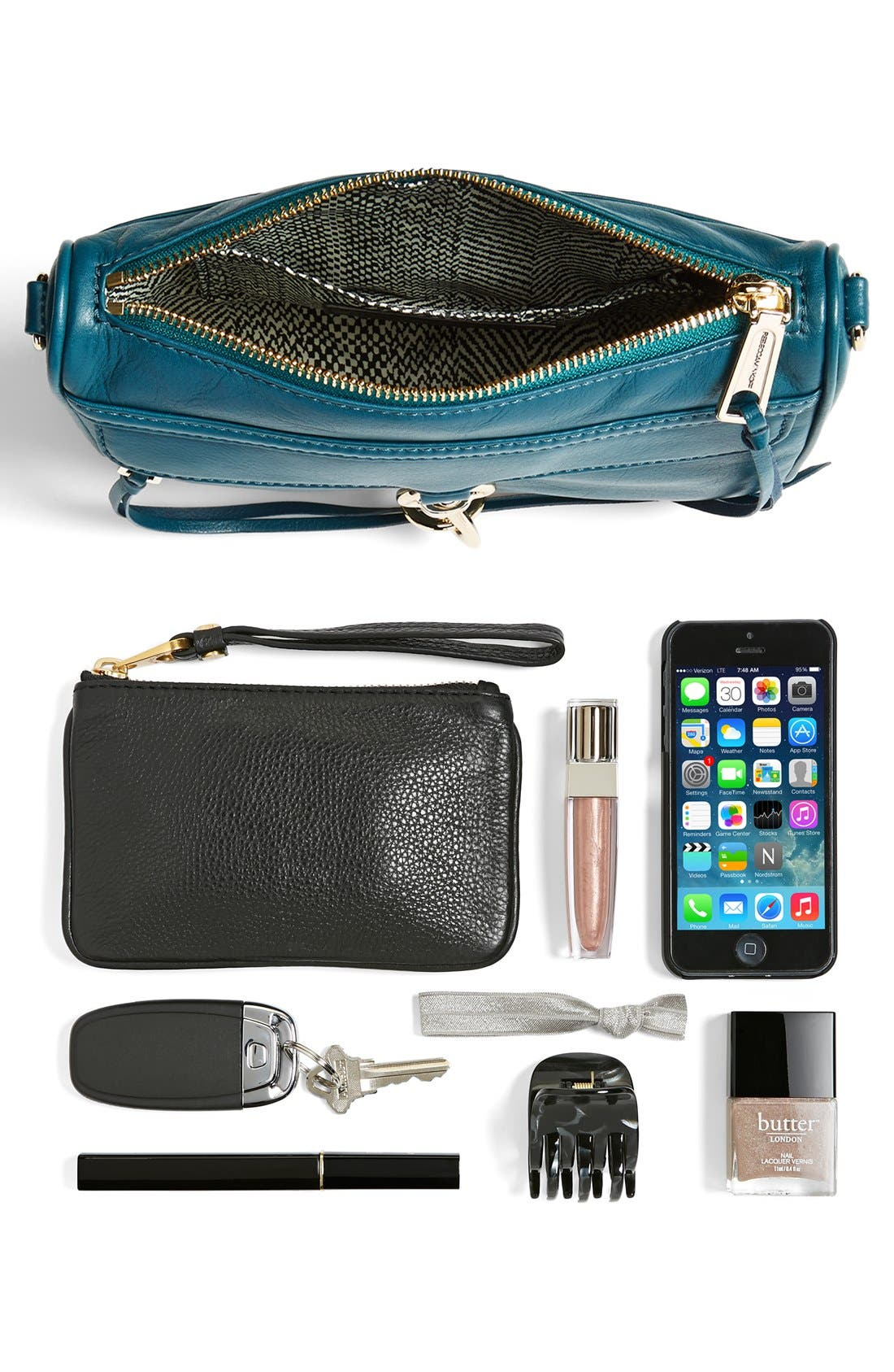 Alternate Image 7  - Rebecca Minkoff 'Mini MAC' Convertible Crossbody Bag