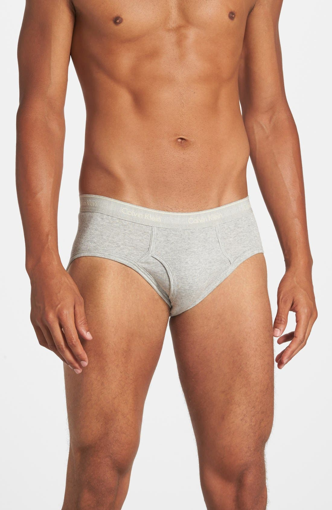 Calvin Klein 4-Pack Low Rise Briefs