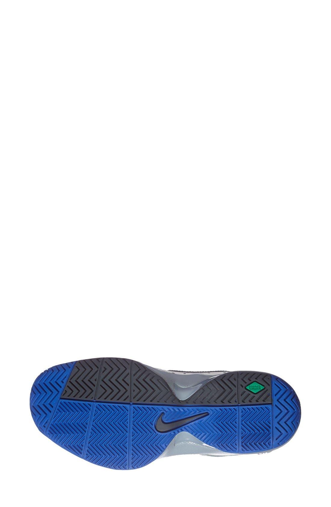 Alternate Image 4  - Nike 'Air Cage Court' Tennis Shoe (Women) (Regular Retail Price: $70.00)