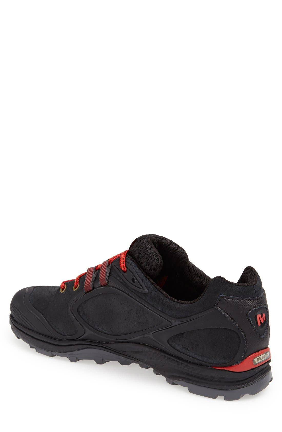 Alternate Image 2  - Merrell 'Verterra' Waterproof Hiking Shoe (Men)