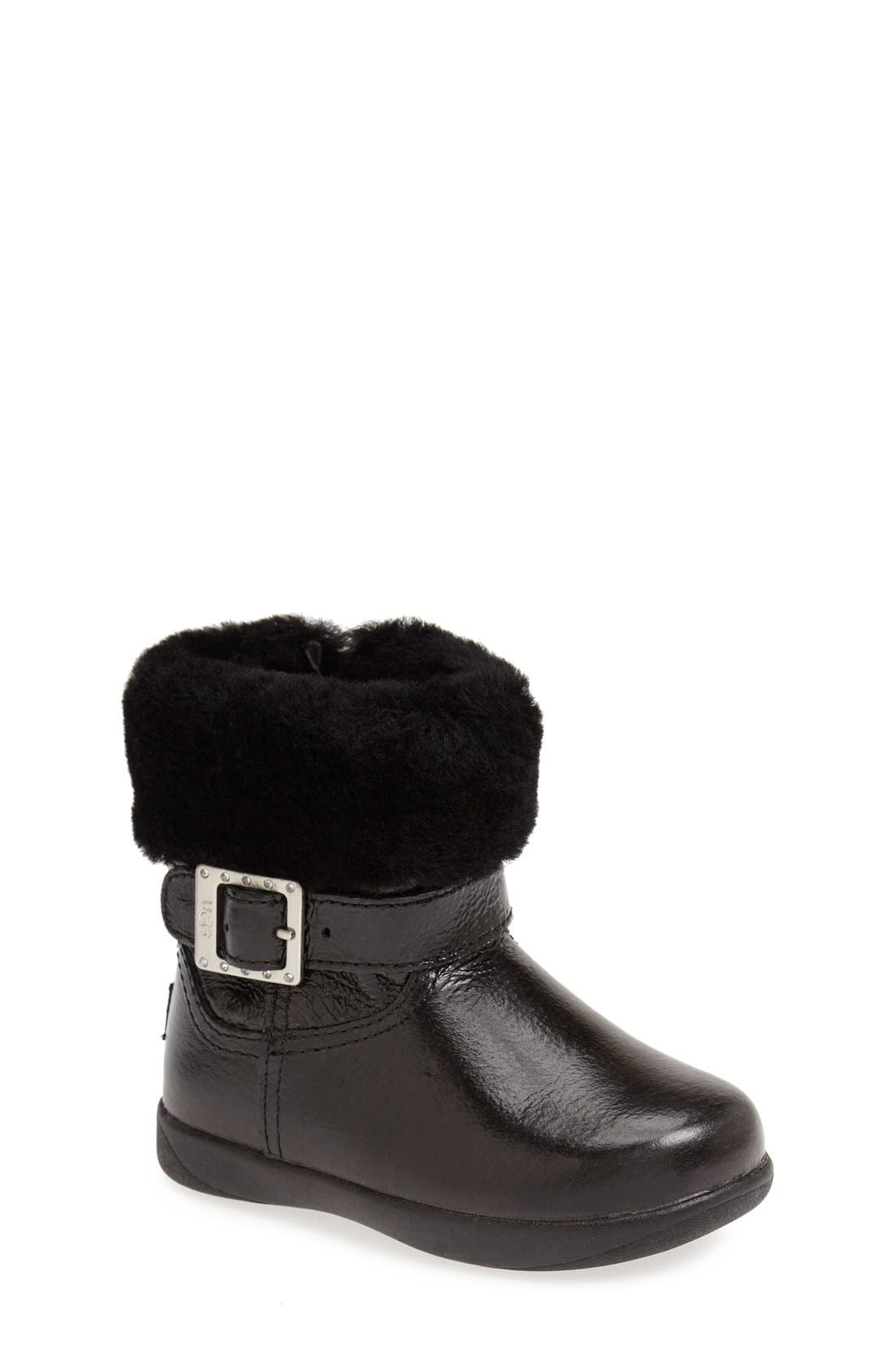 UGG® Gemma Boot (Walker & Toddler)