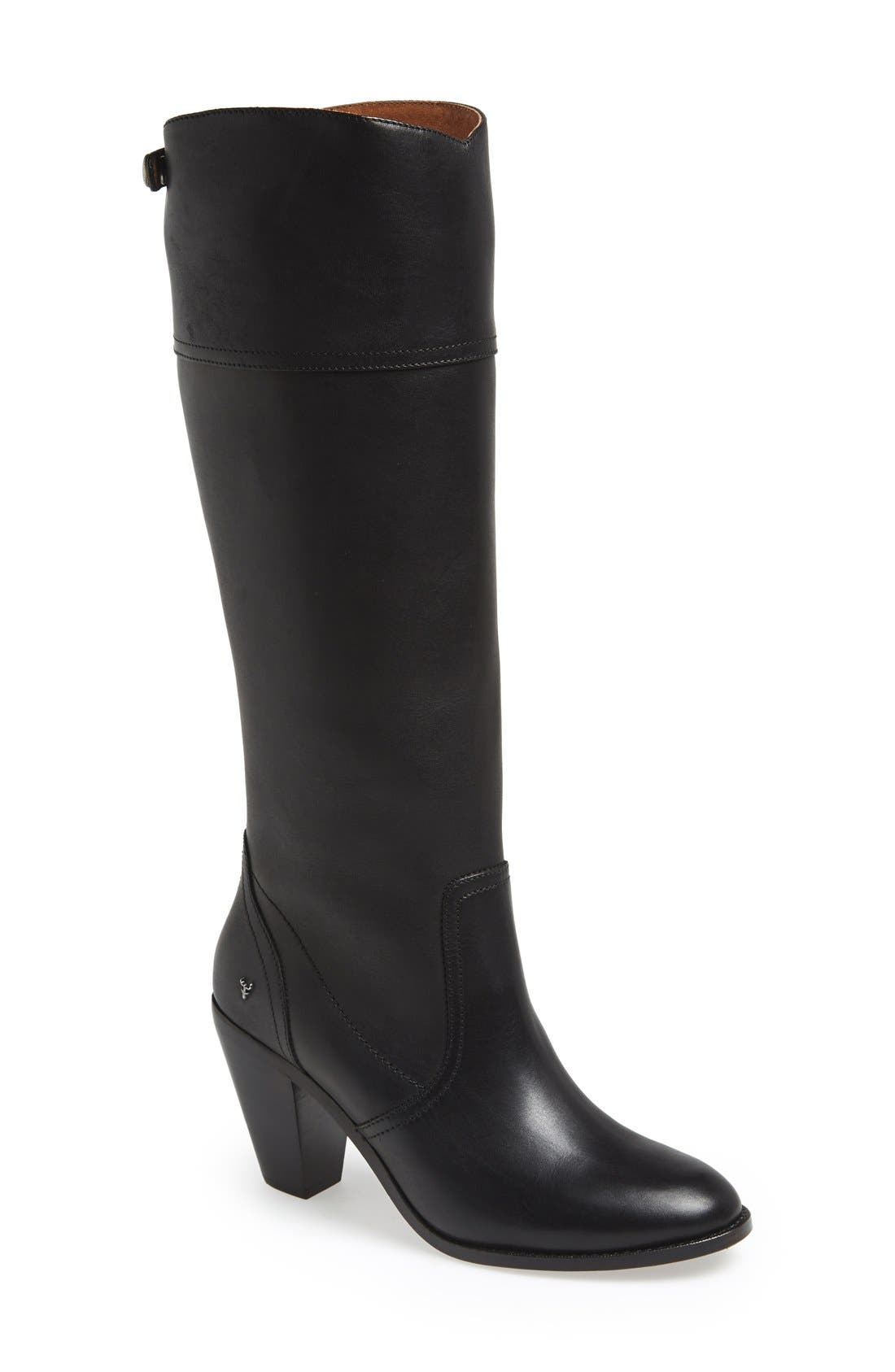 Alternate Image 1 Selected - Trask 'Abbey' Tall Boot (Women)