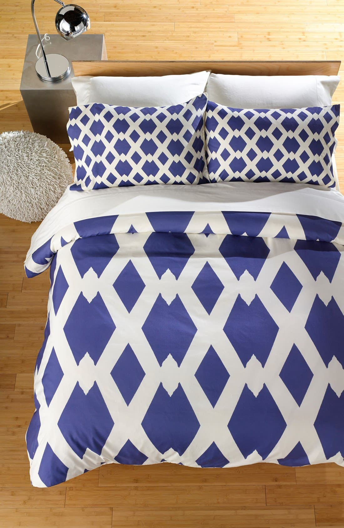 DENY Designs Daddy Lattice Duvet Cover & Sham Set