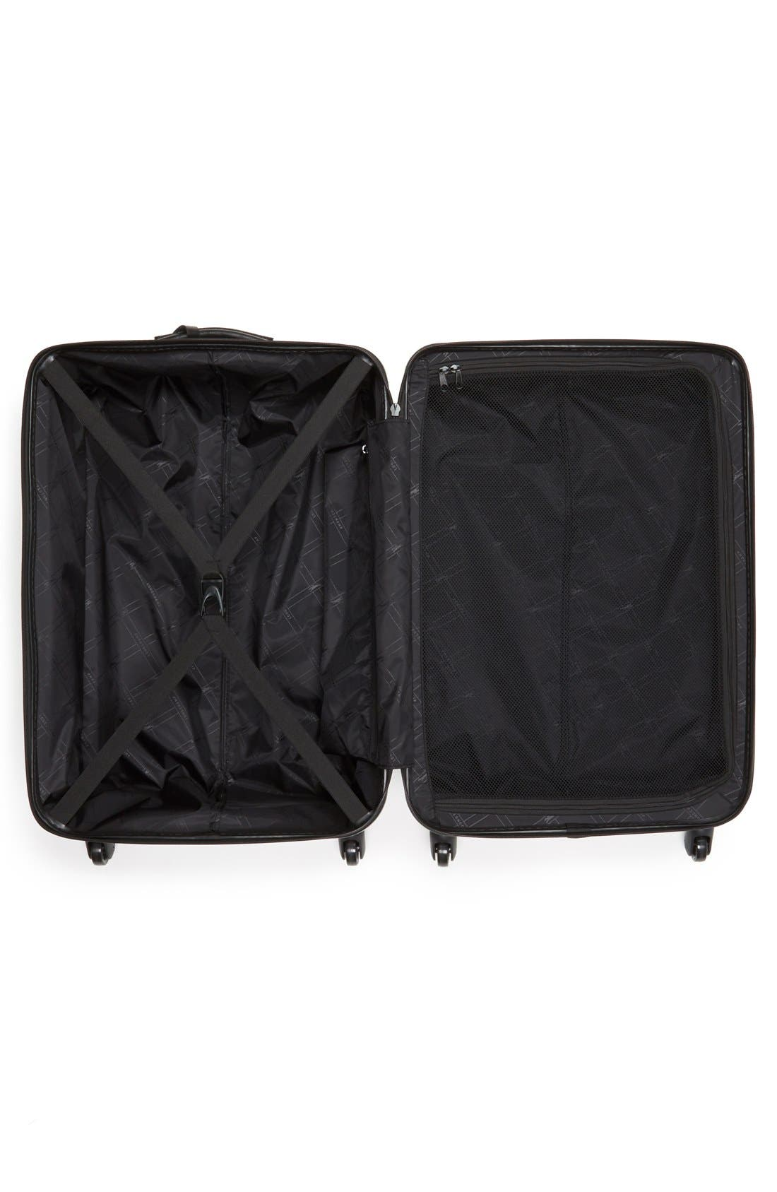 Alternate Image 3  - Longchamp 'Medium Fairval' Four-Wheel Hard Shell Suitcase (28 Inch)