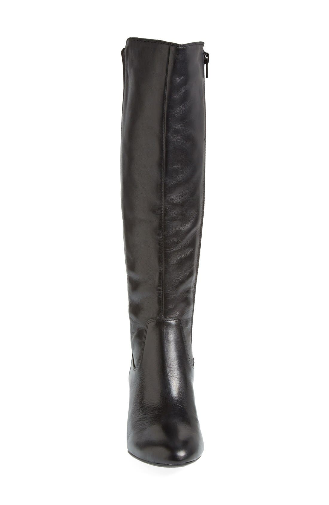 Alternate Image 3  - Naturalizer 'Quinlee' Knee High Boot (Women)