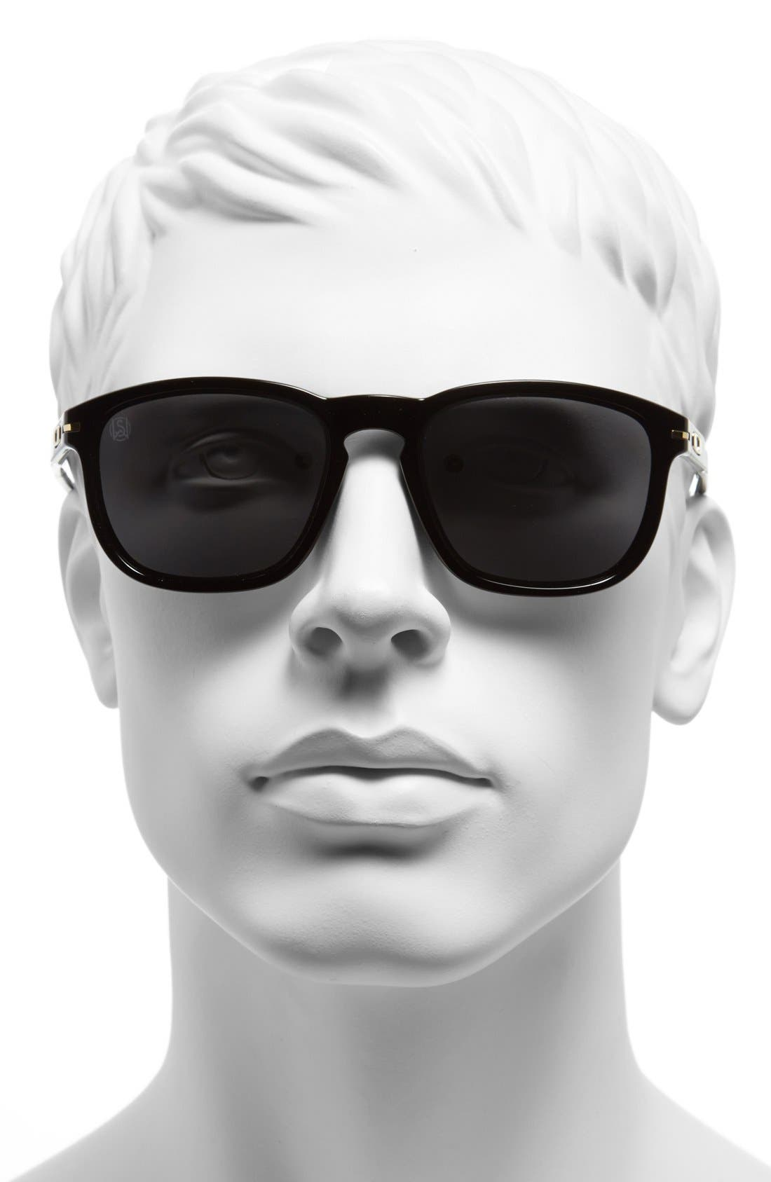Alternate Image 2  - Oakley 'Shaun White Signature Series - Enduro' 55mm Polarized Sunglasses