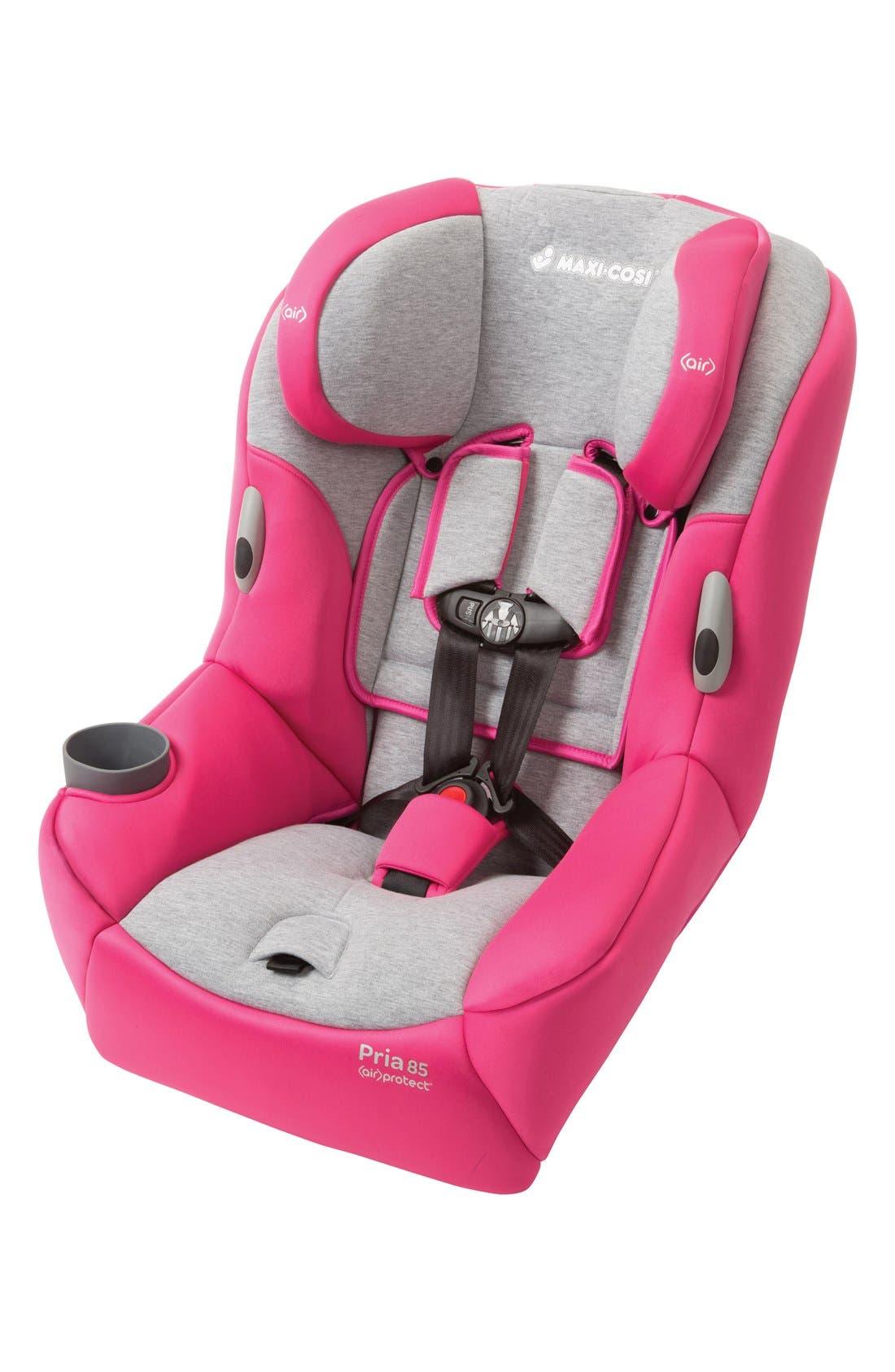 Pria<sup>™</sup> 85 Car Seat,                             Alternate thumbnail 2, color,                             Passionate Pink