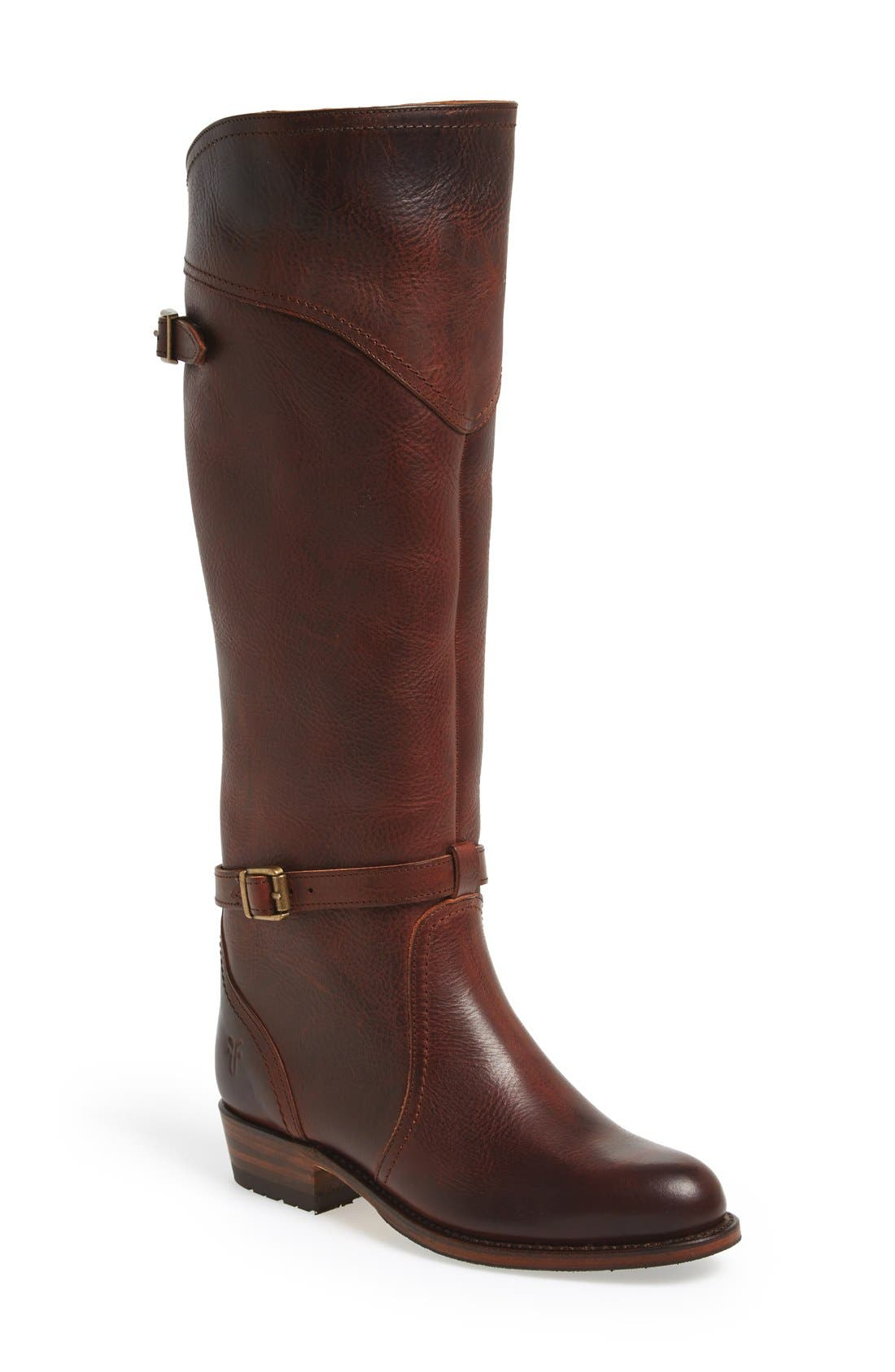 Main Image - Frye 'Durado Lug' Riding Boot (Women)
