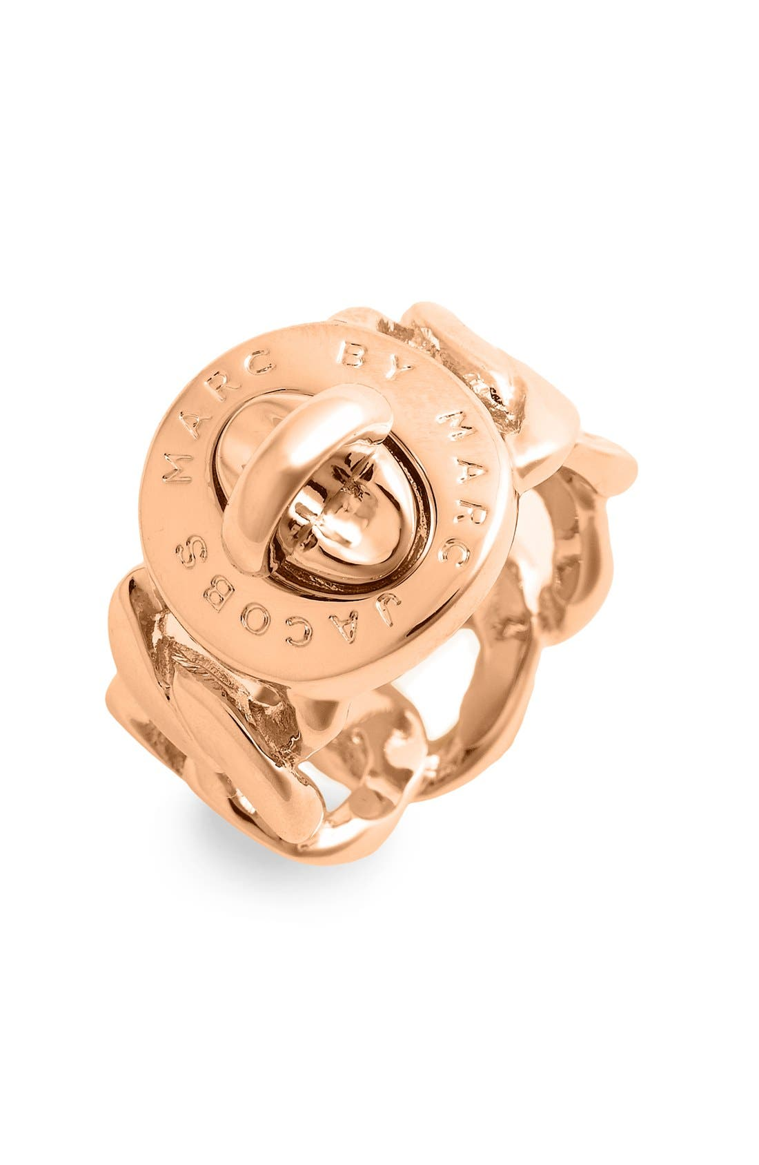 Alternate Image 2  - MARC BY MARC JACOBS 'Turnlock - Katie' Ring