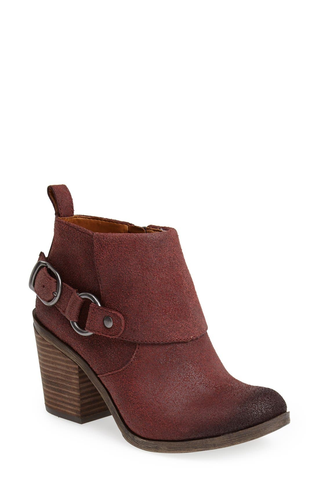 Alternate Image 1 Selected - Lucky Brand 'Oppus' Cuff Bootie (Women)