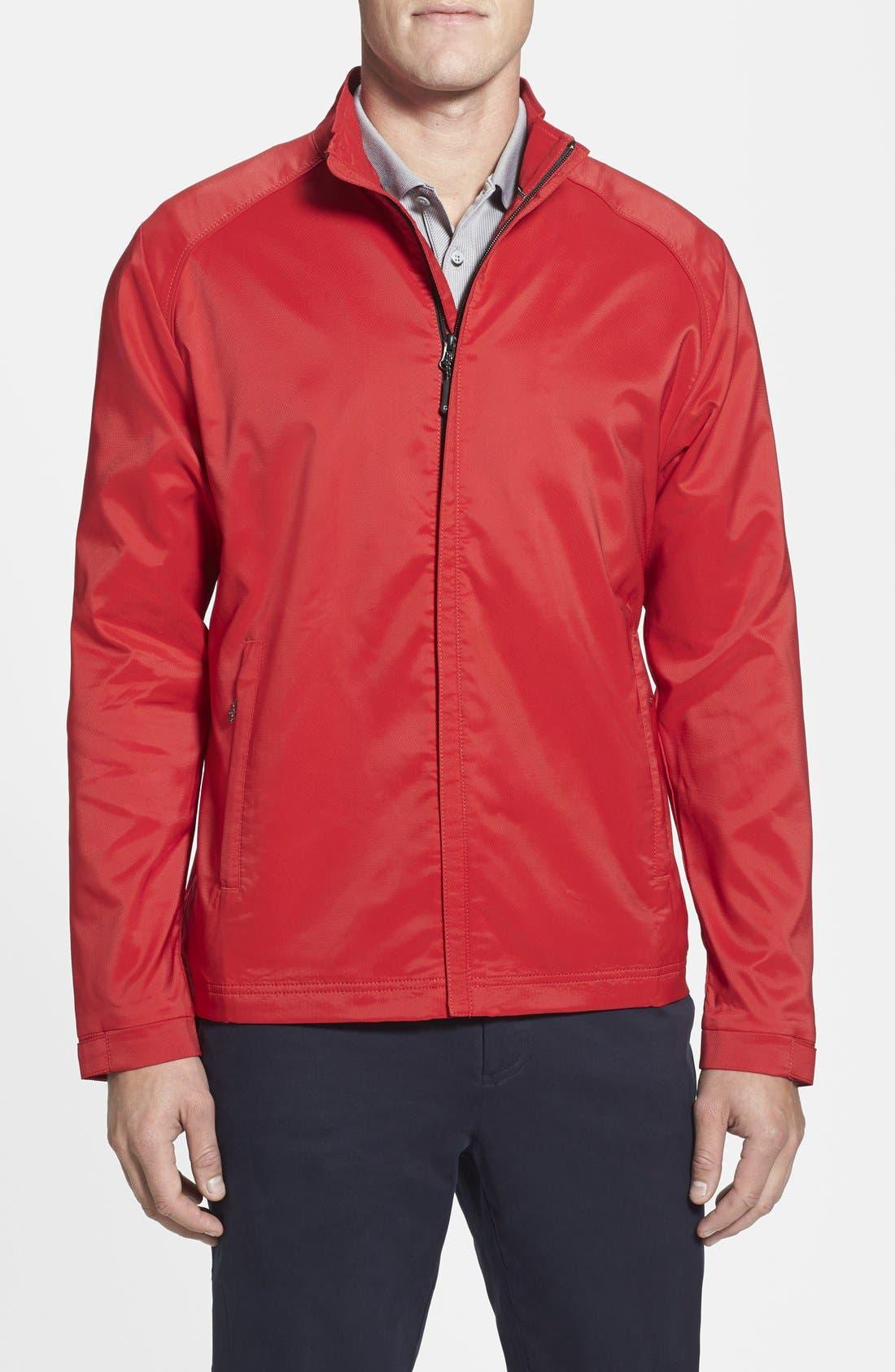 Levi's Mens Packable Overshirt Mens Socks Shop Mens Socks COLOUR-red