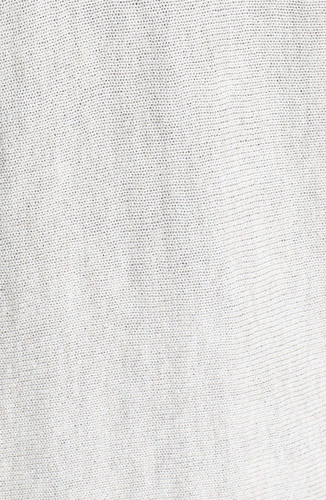 Alternate Image 3  - Leith Side Tie Wrap Sweater