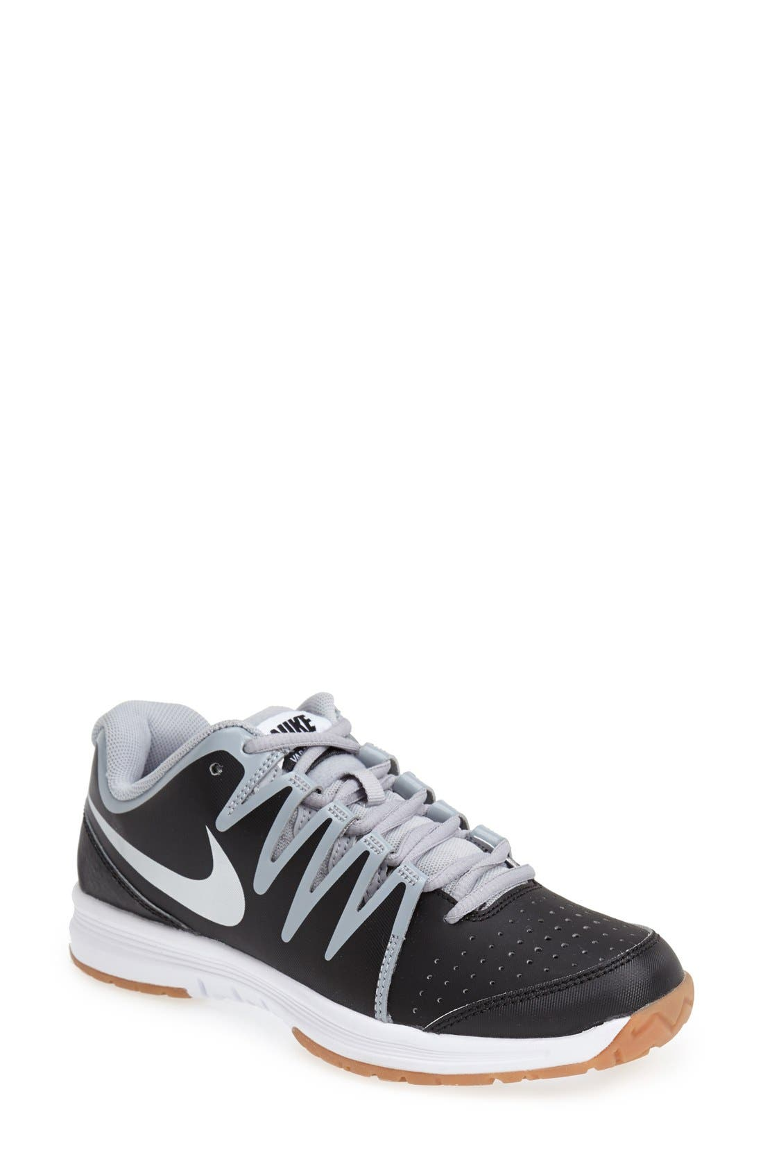 Alternate Image 1 Selected - Nike 'Air Vapor - Indoor Court' Tennis Shoe (Women)