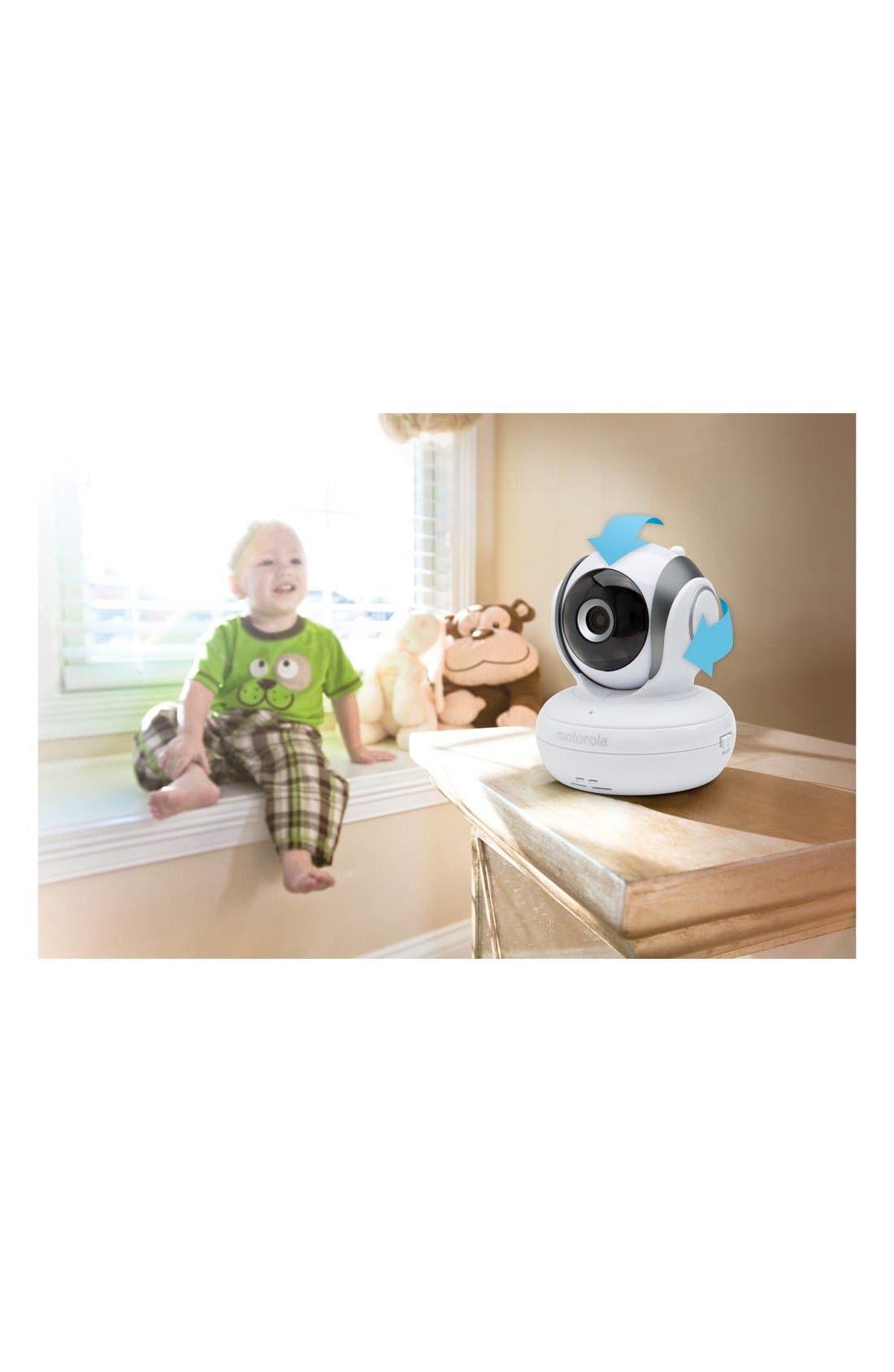 Alternate Image 2  - Motorola MBP36S Wireless Digital Infrared Video Baby Monitor