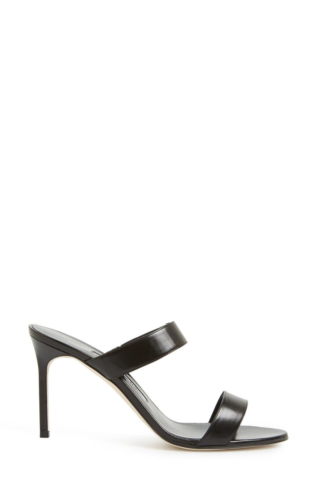 Alternate Image 4  - Manolo Blahnik 'Muluca' Slide Sandal (Women)
