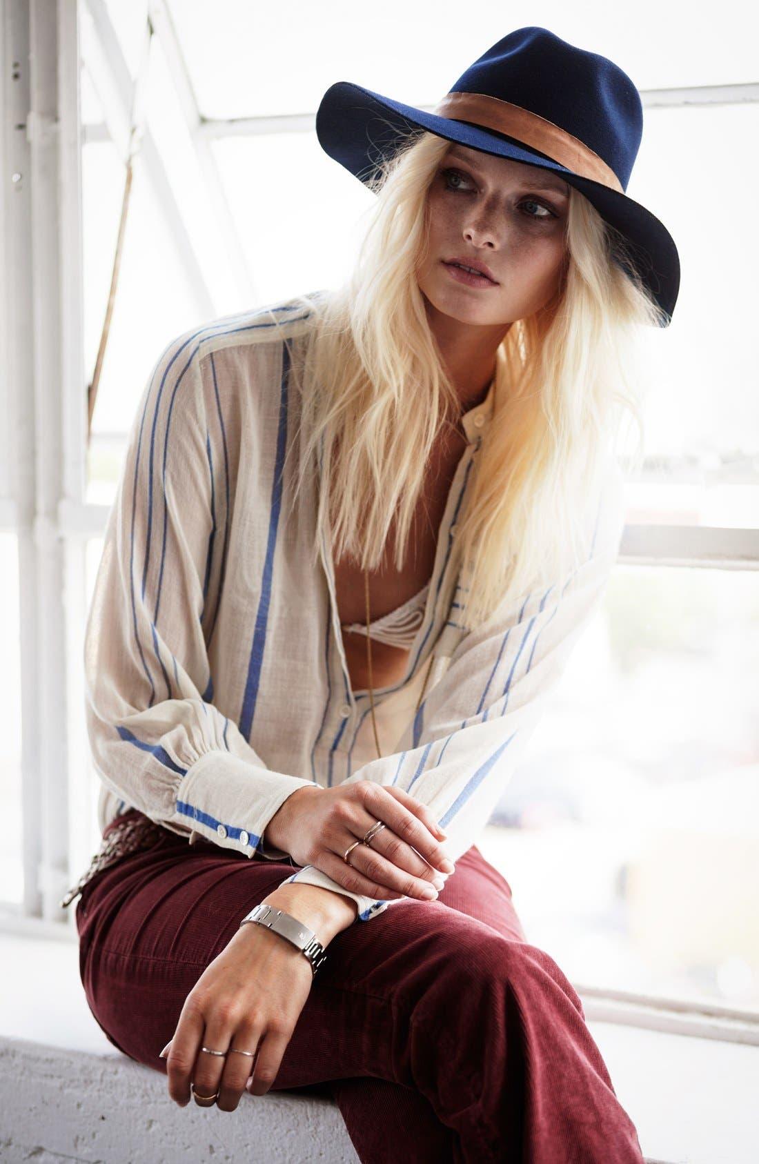 Alternate Image 4  - Janessa Leone 'Amelia' Hat
