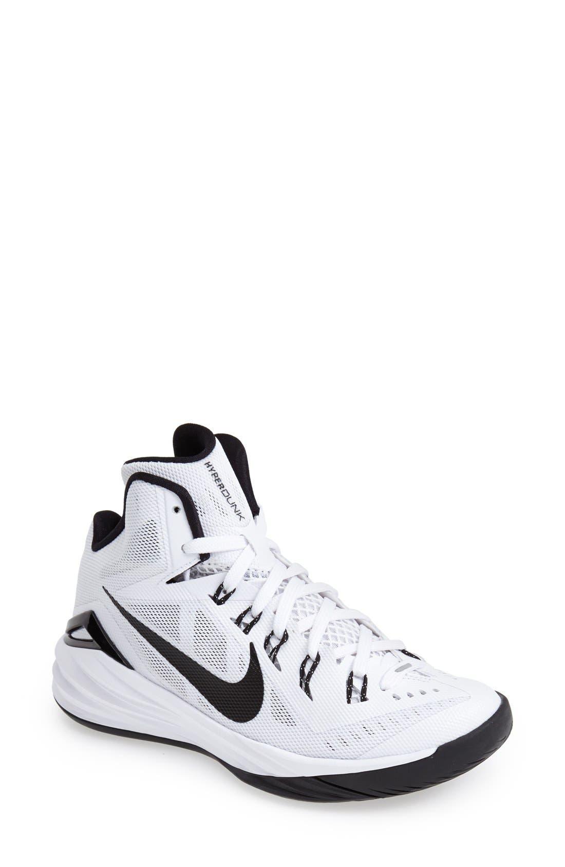 Alternate Image 1 Selected - Nike 'Hyperdunk 2014' Basketball Shoe (Women)