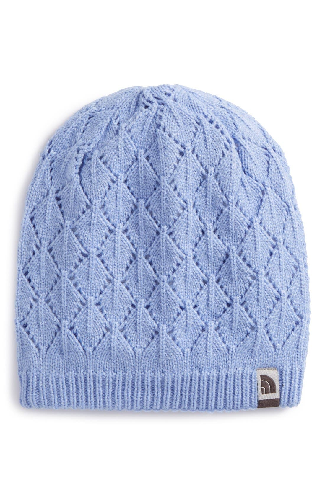 Alternate Image 1 Selected - The North Face 'Shinto' Reversible Beanie (Girls)