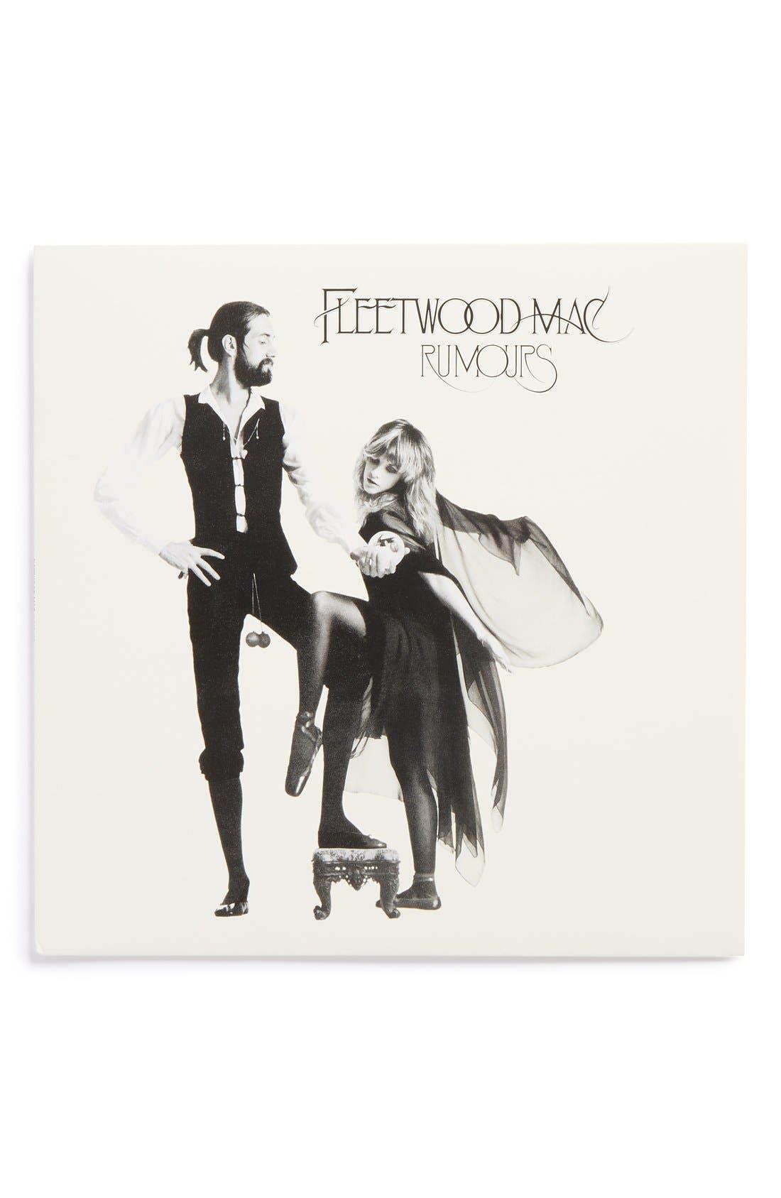 Fleetwood Mac 'Rumours' LP Vinyl Record,                         Main,                         color, Black