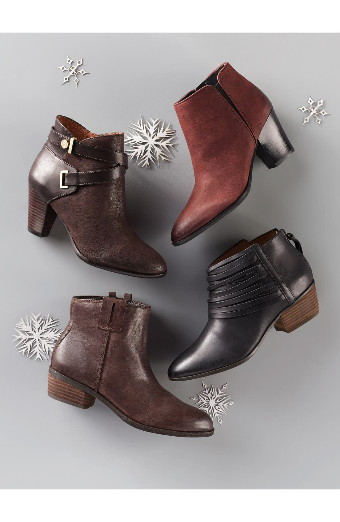 Alternate Image 5  - Franco Sarto 'Agenda' Leather Bootie (Women)