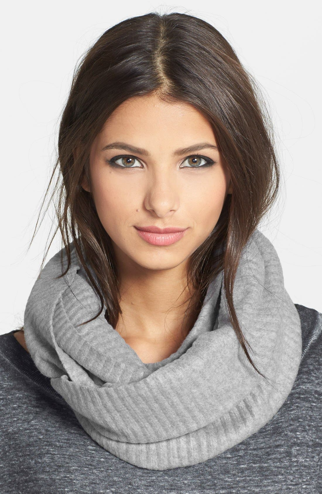 Alternate Image 1 Selected - Collection XIIX 'Super Pleated' Infinity Scarf