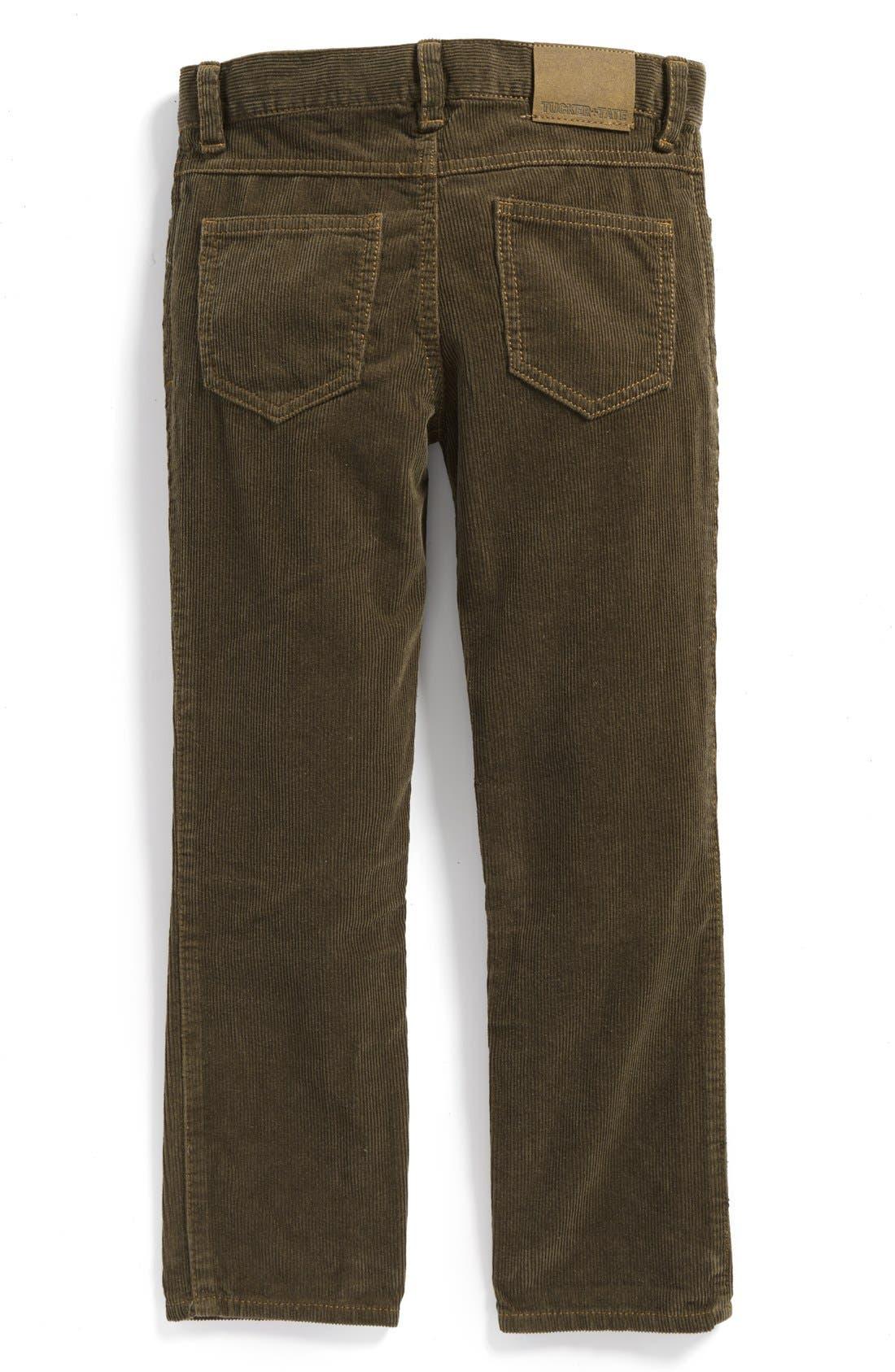 Alternate Image 2  - Tucker + Tate 'Townsend' Corduroy Pants (Little Boys & Big Boys)