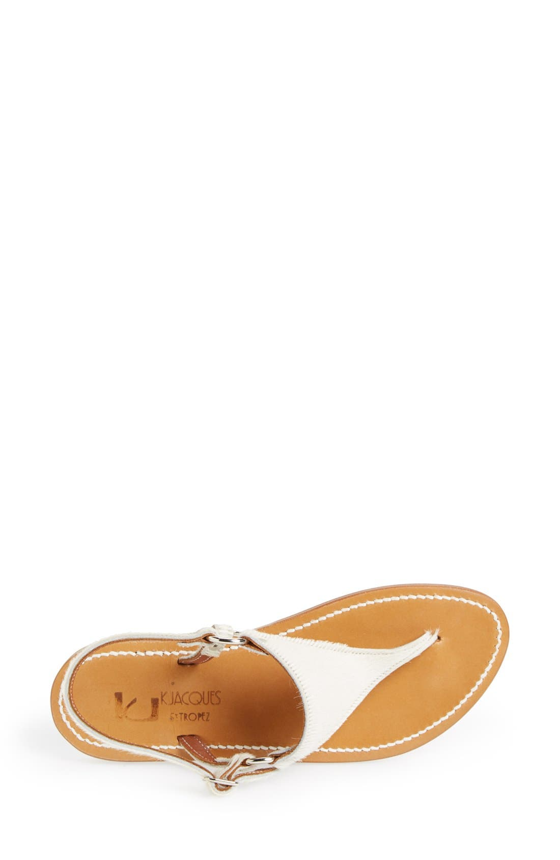 Alternate Image 3  - K.Jacques St. Tropez Slingback Thong Sandal (Women)