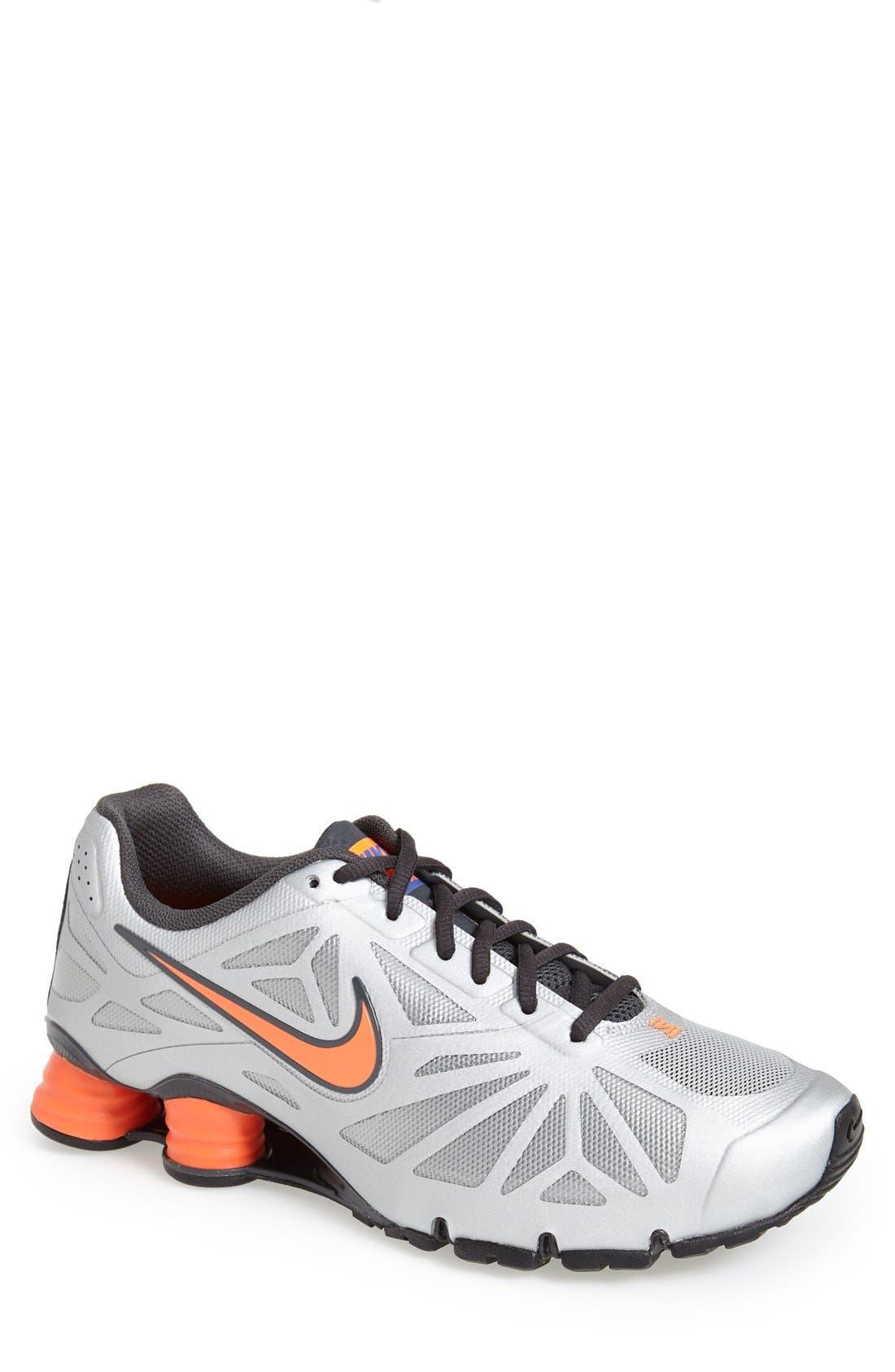 Alternate Image 1 Selected - Nike 'Shox Turbo 14' Running Shoe (Men)