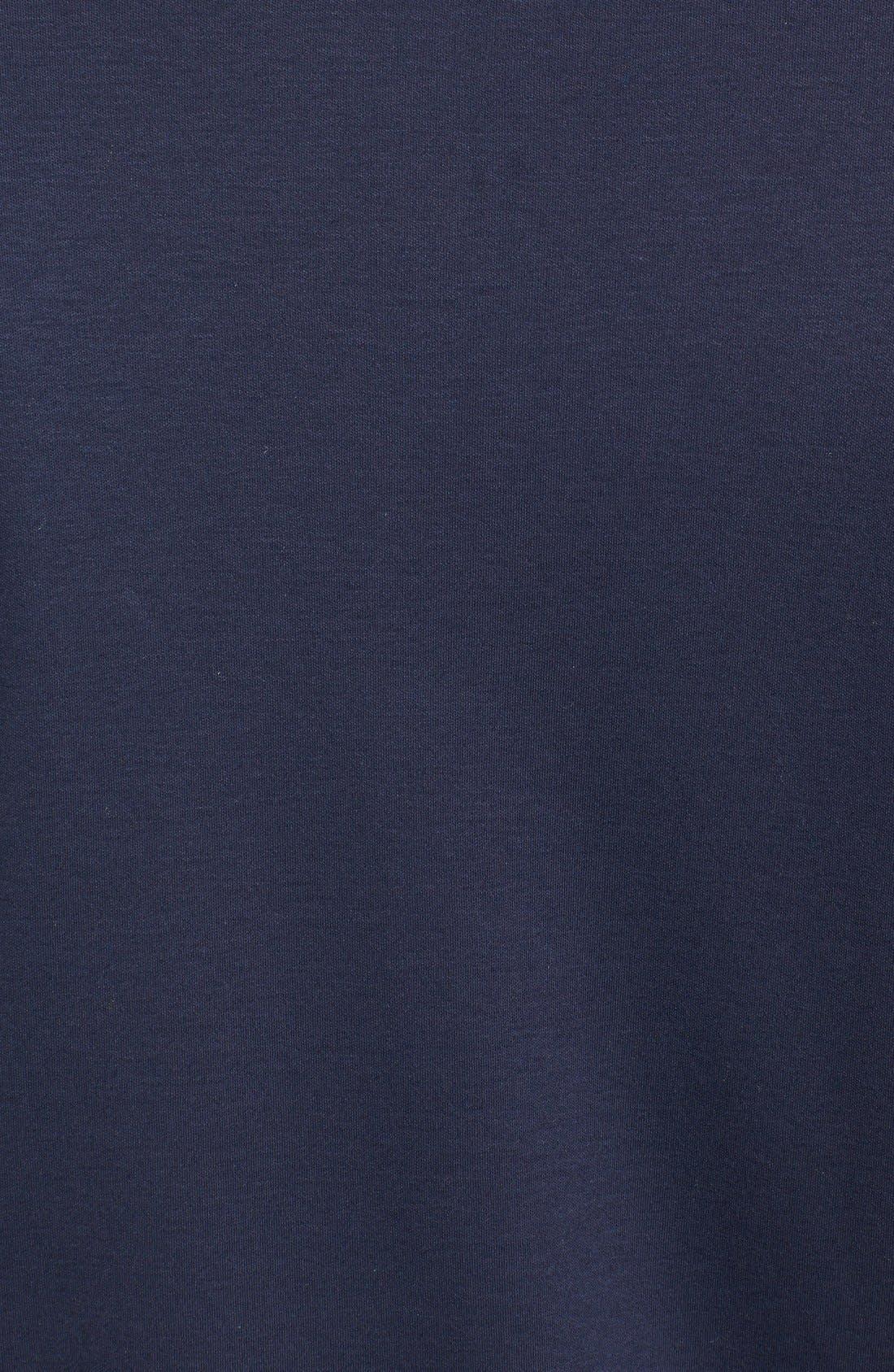 Belfair Pima Cotton Polo,                             Alternate thumbnail 3, color,                             Liberty Navy
