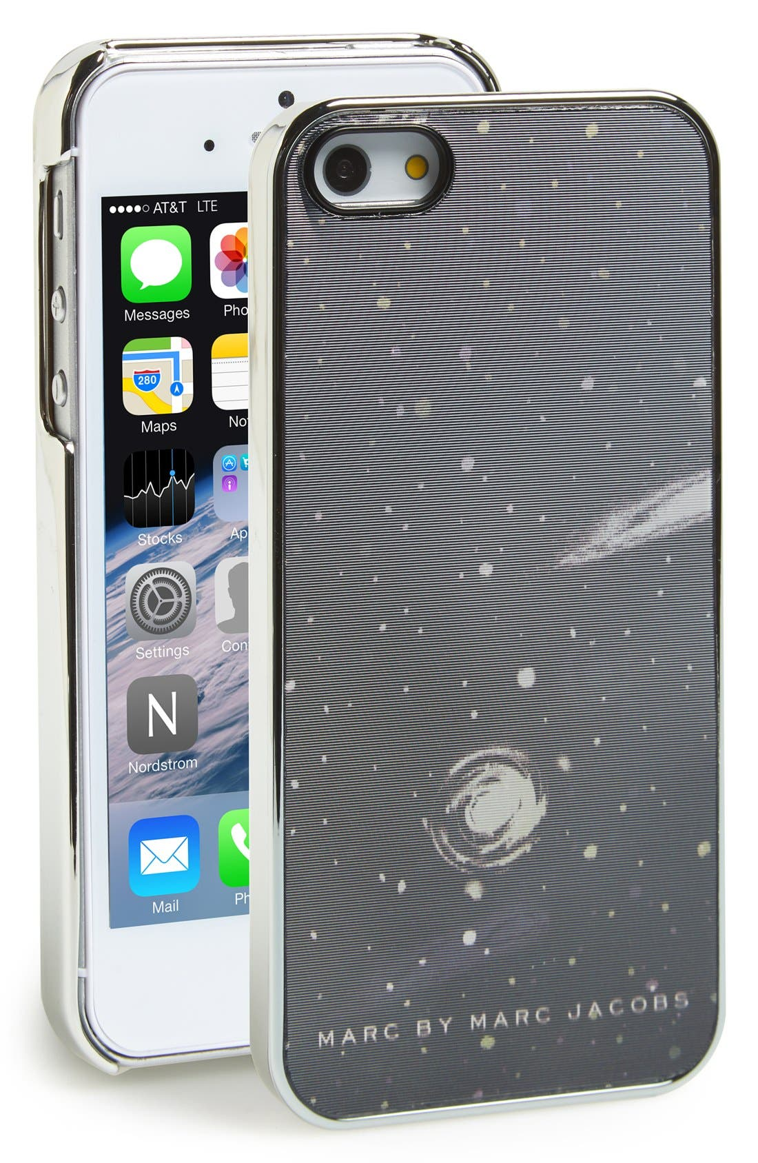 Alternate Image 1 Selected - MARC BY MARC JACOBS 'Cosmic Rae' Lenticular iPhone 5 & 5s Case
