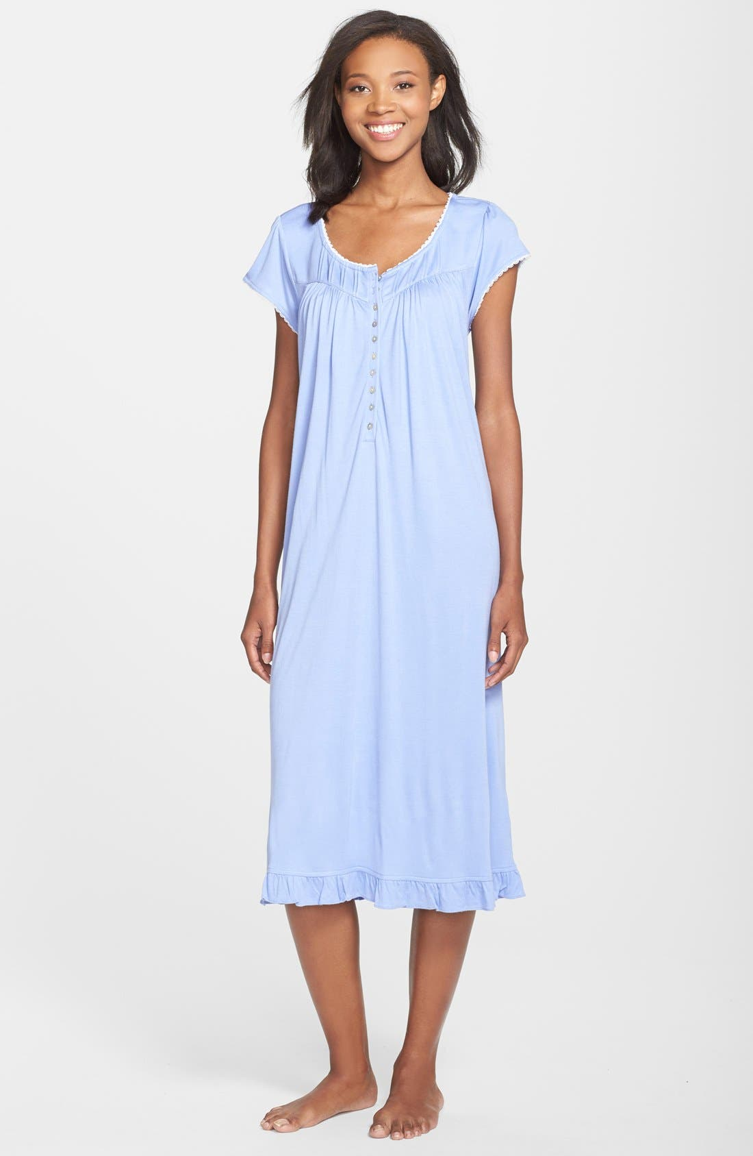 Alternate Image 1 Selected - Eileen West 'Radiant Spirit' Nightgown