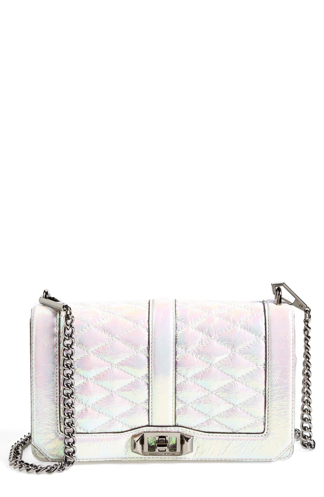 Alternate Image 1 Selected - Rebecca Minkoff 'Love' Crossbody Bag